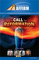 A Call for Reformation publication cover